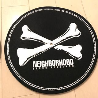 ネイバーフッド(NEIGHBORHOOD)のneighborhood ネイバーフッド スリップマット レコード マット2枚組(その他)
