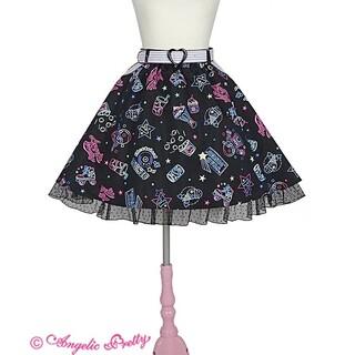 アンジェリックプリティー(Angelic Pretty)のneon star dinner スカート(ミニスカート)
