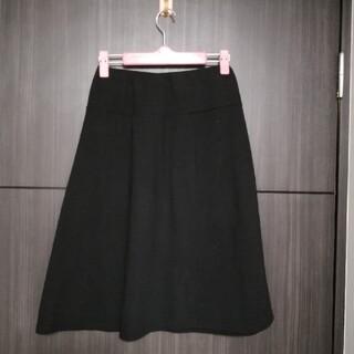 アニエスベー(agnes b.)のアニエス・ベー 膝丈スカート フレアスカート(ひざ丈スカート)