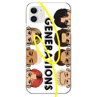GENERATIONS スマホケース iPhoneケース オリジナルPart2