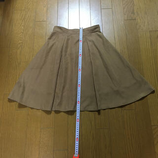 セシルマクビー(CECIL McBEE)のお値打ち セシルマクビー スカートSサイズ(ひざ丈スカート)