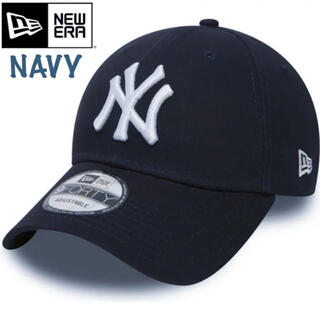 ニューエラー(NEW ERA)のニューエラ キャップ NY ヤンキース ネイビー(キャップ)