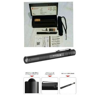 レッドレンザー(LEDLENSER)のクーポン利用】Ledlenser(レッドレンザー) P4 LEDペンライト(メンテナンス用品)