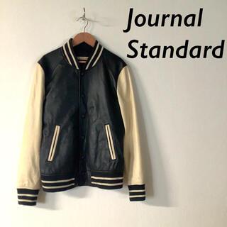 JOURNAL STANDARD - Journal Standard ラムレザー ブルゾン スタジャン
