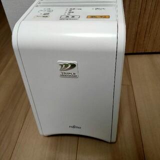 フジツウ(富士通)の富士通ゼネラル脱臭機 コンパクト DAS-15D w(その他)
