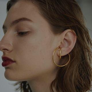 ドゥーズィエムクラス(DEUXIEME CLASSE)のgold loop ear cuff(イヤーカフ)