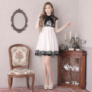 デイジーストア(dazzy store)のキャバ ドレス ワンピース(ミニワンピース)