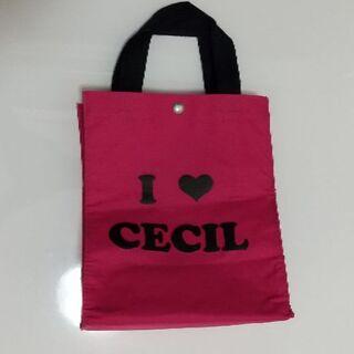 セシルマクビー(CECIL McBEE)のCECIL McBEEトートバッグ(トートバッグ)