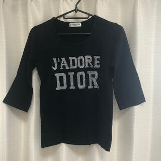 クリスチャンディオール(Christian Dior)の激レア Dior クリスチャンディオール ロンT ジョンガリアーノ(Tシャツ(長袖/七分))