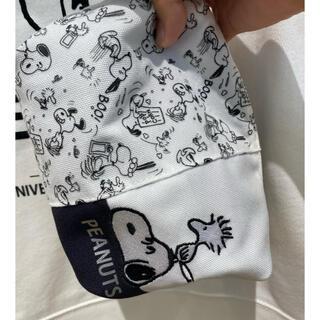 スヌーピー(SNOOPY)のユニバ USJ  スヌーピー 巾着 小物入れ 新品(小物入れ)