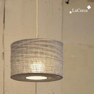 【中古美品】 ルチェルカ 北欧風 ペンダントライト ロロ ミニ 1灯タイプ(天井照明)