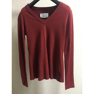 マルタンマルジェラ(Maison Martin Margiela)の美品 貴重 MARTIN MARGIELA マルジェラ  シャツ ここのえ(Tシャツ(長袖/七分))