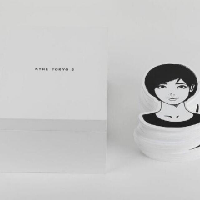 KYNE Unitiled 立体作品 エンタメ/ホビーの美術品/アンティーク(版画)の商品写真