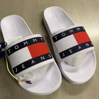 TOMMY - 今週末限定!新品 送料込 Tommy Jeans サンダル 26.5cm