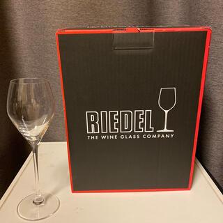 リーデル(RIEDEL)のRIEDEL KRUGコラボ シャンパングラス 6脚 新品未使用(グラス/カップ)
