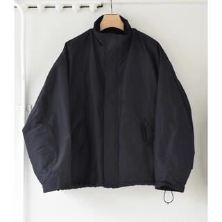 コモリ(COMOLI)の20AW comoli ナイロンショートジャケット サイズ2 コモリ(ナイロンジャケット)