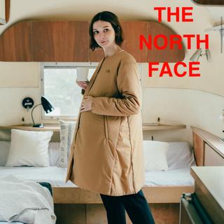 ザノースフェイス(THE NORTH FACE)のノースフェイス マタニティダウン ノーカラージャケット マタニティ 中綿 授乳(マタニティアウター)