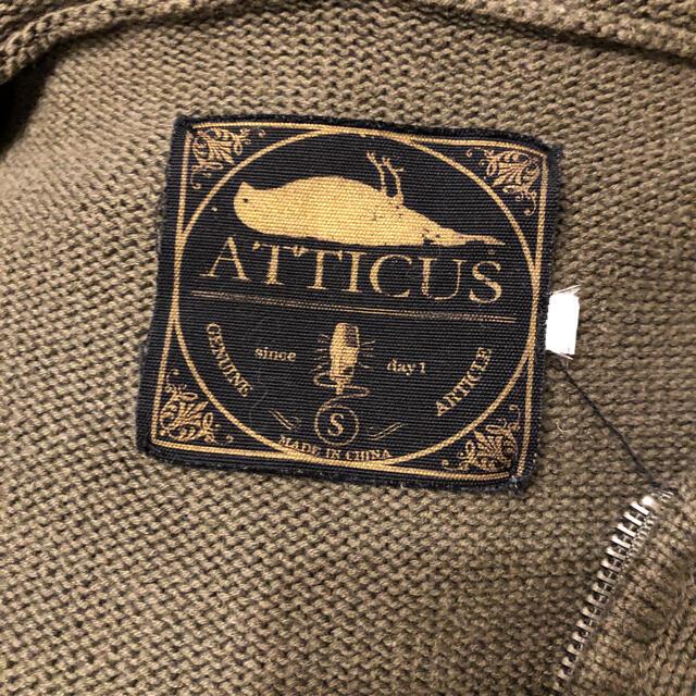 ATTICUS(アティキャス)のAtticus パーカー Tom Delong VTG サイズM-L メンズのトップス(パーカー)の商品写真