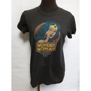 USA製!JUNK FOOD WONDER WOMAN Tシャツ レディース M
