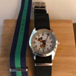 Disney - 腕時計 Disney 2way ベルト