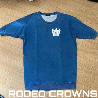 ロデオクラウンズ(RODEO CROWNS)のRODEO CROWNS 7分丈 トレーナー(トレーナー/スウェット)