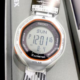 セイコー(SEIKO)の新品 SEIKO セイコー プロスペックス アルピニスト SBEB039(腕時計(デジタル))