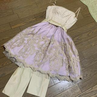 ランゲージ(Language)のドレス(ミニドレス)