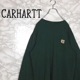 carhartt - 人気カラー 90s carhartt ポケT 古着 ふるだん ふるじょ WIP