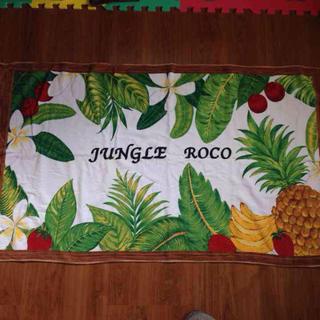 ジャングルロコ(JUNGLE ROCO)のJungle Roko ビーチタオル(タオル/バス用品)