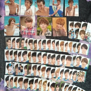 ジャニーズ(Johnny's)のren-ren様専用ジャニーズプロマイドカード(アイドルグッズ)