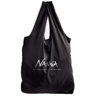 NANGA - NANGA エコバッグ ブラック