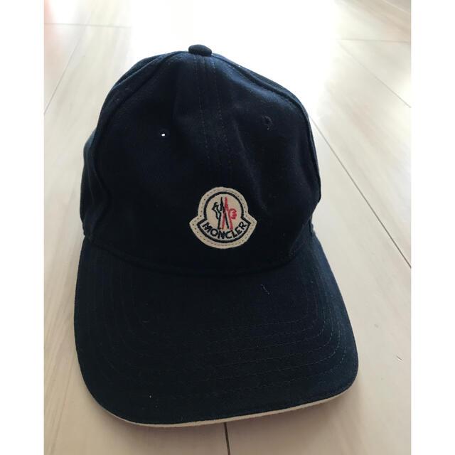 MONCLER(モンクレール)のモンクレール キャップ メンズ メンズの帽子(キャップ)の商品写真