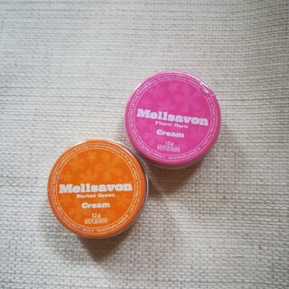 メルサボン 2個セット スキンケアクリーム フローラルハーブ ハーバルグリーン (ボディクリーム)