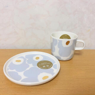 marimekko - marimekko コーヒーカップ & プレート