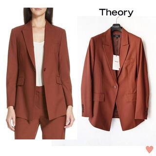 セオリー(theory)の未使用タグ付き☆ Theory 2019aw ウールテーラードジャケット(テーラードジャケット)