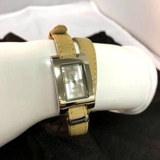 ミキモト(MIKIMOTO)の稀少 現在未発売 ミキモト インターナショナル レディース 時計 クオーツ(腕時計)