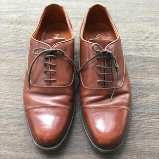 サンローラン(Saint Laurent)のイヴ・サンローラン(Yves Saint Laurent)★革靴 25センチ(ドレス/ビジネス)