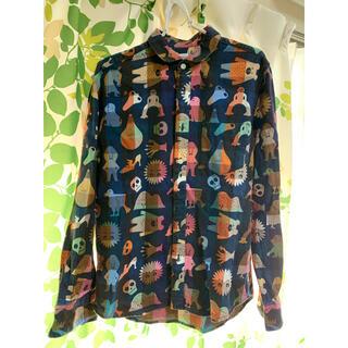 グラニフ(Design Tshirts Store graniph)のグラニフ×tupera tupera コラボシャツ S(シャツ)