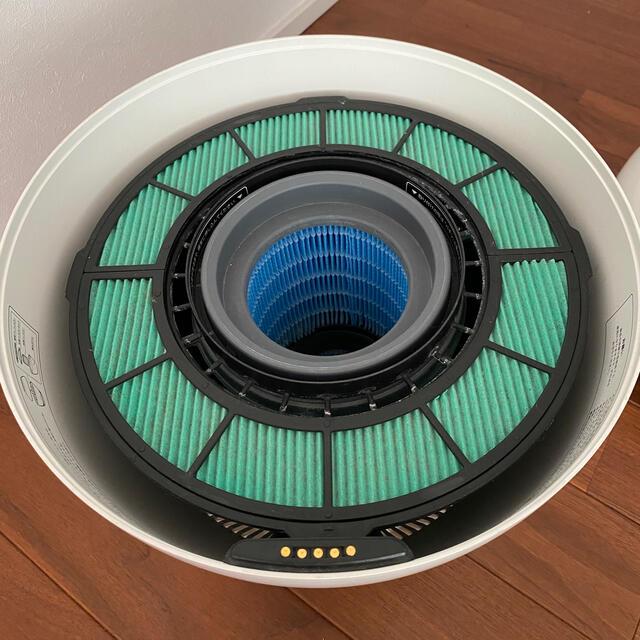 BALMUDA(バルミューダ)のバルミューダ レイン 加湿器 スマホ/家電/カメラの生活家電(加湿器/除湿機)の商品写真
