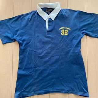 アバクロンビーアンドフィッチ(Abercrombie&Fitch)のABERCROMBIE アバクロ ラガーシャツ ポロシャツ(ポロシャツ)