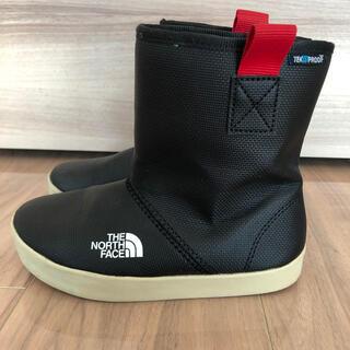 THE NORTH FACE - ノースフェイス レインブーツ スノーブーツ 長靴 18cm
