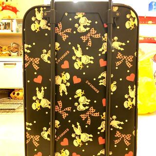 スイマー(SWIMMER)のSWIMMER レトロキャリーバック(スーツケース/キャリーバッグ)