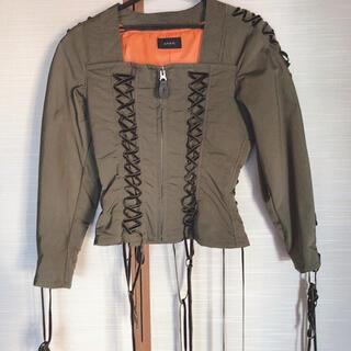 ジーヴィジーヴィ(G.V.G.V.)の美品 GVGV MA-1ジャケット(ミリタリージャケット)