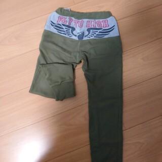 kayo様専用サイズ130長ズボン二枚セット(パンツ/スパッツ)