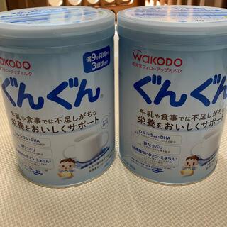 ワコウドウ(和光堂)のmtkk様専用 ぐんぐんミルク缶2缶セット(その他)