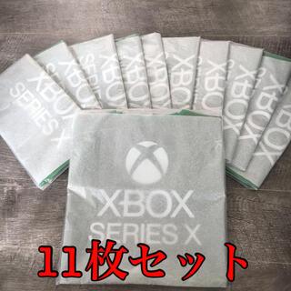 エックスボックス(Xbox)の【新品未使用品】XBOX Amazon購入特典 エコバッグ 11枚セット(その他)