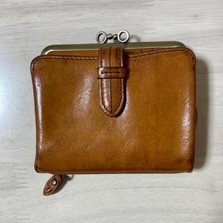 ダコタ(Dakota)のDakota 二つ折り財布 がま口 マスタード(財布)