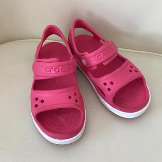 crocs - crocs サンダル クロックバンド
