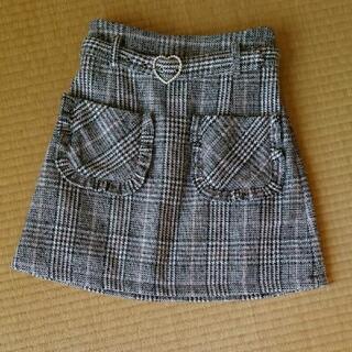 ハニーシナモン(Honey Cinnamon)のハニーシナモン ハートバックル スカート(ミニスカート)