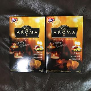 花王 - バブ Aroma  4種24個